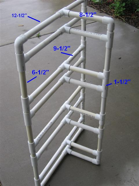 UtahMountainBiking.com • View topic - PVC Bike rack